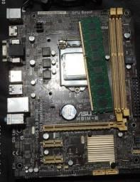 processador i5 4440 3.10 ghz  (brinde placa  mae ) leia o anuncio com atenção