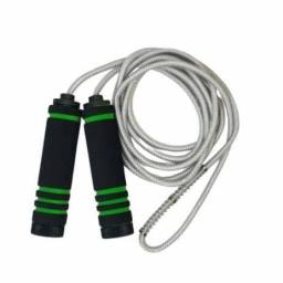Corda De Pular Profissional Treino Crossfit Jumpe Rope<br><br>