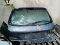 Porta do porta malas Peugeot 206