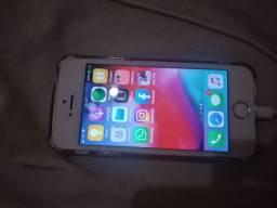 Iphone 5s 32 GB de memória  bem conservado e pegando biometria