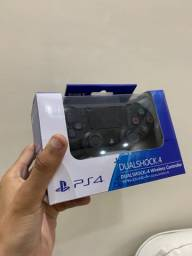 Controle de PS4 NOVO