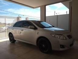 Título do anúncio: Corolla XLi 1.8 AT 2009 GNV injetável