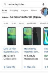 Título do anúncio: Moto G8 Play