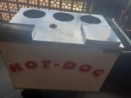 Título do anúncio: Carrinho de Hot Dog
