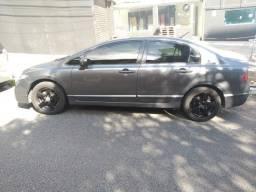 New Civic LXS 1.8 16V (Mec) (Flex2)
