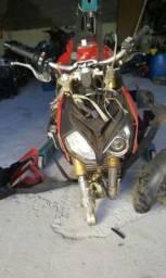 Título do anúncio: Sucata de moto para retirada de peças Bmw S1000r 2016
