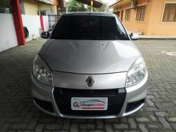Renault Sandero 2012 Expression 1.6 8v Completo Estudo troca e Financio