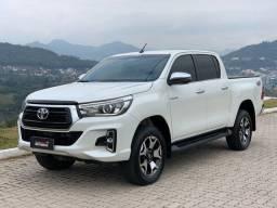 Toyota Hilux CD 4x4 SRX