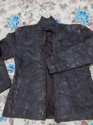 Título do anúncio: Jaqueta de couro unissex