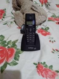 Vendo telefone sem fio 60,00
