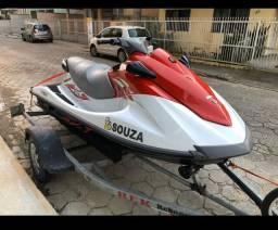 Vendo Jet Yamaha - V1 Sport 2014 c/ carreta