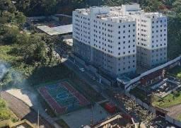 Apartamento em Carlos Chagas, Juiz de Fora/MG de 54m² 2 quartos à venda por R$ 140.000,00