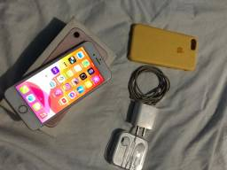 iPhone 7 completo aceito pix