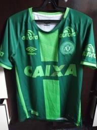 Camisa da Chapecoense 2016 #ForçaChape