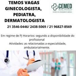 vaga para ginecologista