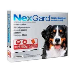 Caixa Nexgard 25kg-50kg