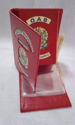 Carteira de couro para Estagiário da OAB