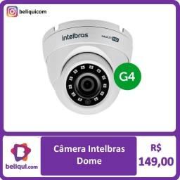 Título do anúncio: Câmera Dome 720hp | Intelbrass
