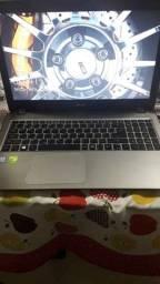 Notebook ACER i7, 16gb de ram
