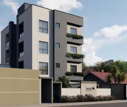 Apartamento em Afonso Pena, São José dos Pinhais/PR de 45m² 2 quartos à venda por R$ 169.9