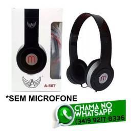 Fone de Ouvido s/ Microfone A-567