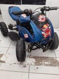 Quadriciclo infantil 50cc