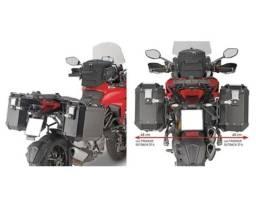 Suporte Lateral Givi PLR7411Cam para Ducati Multistrada 1260 - 2019>