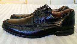 Sapato social preto Luidgi Specciale