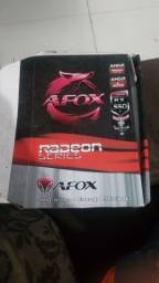 Troco ou vendo placa de vídeo pc gamer rx550