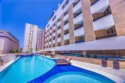 Apartamento mobiliado de 01 quarto na Praia de Cabo Branco.