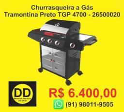 Churrasqueira a Gás Tramontina Preto TGP 4700 - 26500020