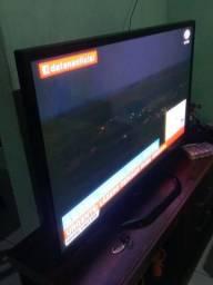 Tv Lg 50 polegadas nao é smart!!
