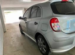 Título do anúncio: Vendo Nissan March SR 1.6 2012