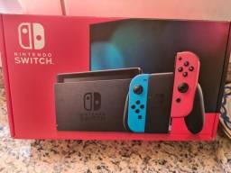 Título do anúncio: Nintendo Switch V2