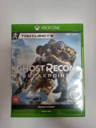 Jogo Ghost Recon Breakpoint xbox one