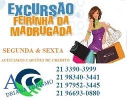 EXCURSÃO SÃO PAULO BRÁS