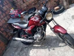 Título do anúncio: Vendo moto mix 150 2012 em dias