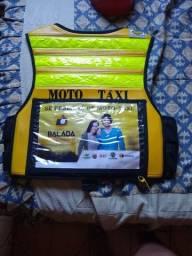 Colete moto táxi  80$