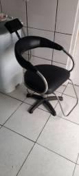 Vendo cadeira de salão