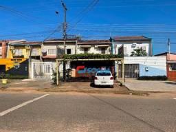 Sobrado com 3 dormitórios à venda, 100 m² por R$ 450.000,00 - São Cristóvão - Porto Velho/