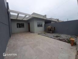Título do anúncio: Casa com 3 dormitórios à venda, 80 m² por R$ 250.000 - Sertaozinho - Matinhos/PR