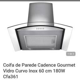Título do anúncio: Coifa Cadence 60cm CFA361 127v