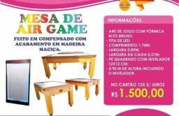 Mesa aero hockey/ Air Game