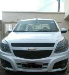 Gm - Vendo ou troco Chevrolet Montana LS 1.4 ano 2013 - 2013