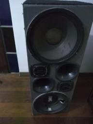 Caixa de som mais potencia 300