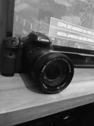 Canon 7D Semi-Nova