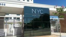 Residencial NYC 3/4, 76m², 01 vaga, ele fica prox ao shopping 3 Americas e UFMT