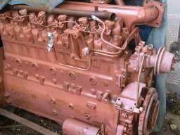 Motor MWM 229 6 cilindros baixei para vender rápido