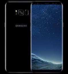 Samsung galaxy s8 + carregador sem fio