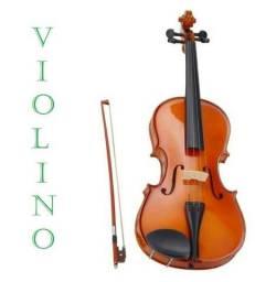 Aulas de violino em Curitiba - Escola de Música Dó Maior